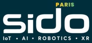 Sido Paris 9 et 10 novembre 2021