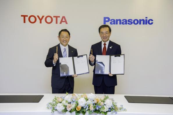 Toyota, Panasonic plan battery 'gigaventure'
