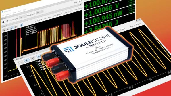 Affordable precision DC energy analyzer crowdfunds development
