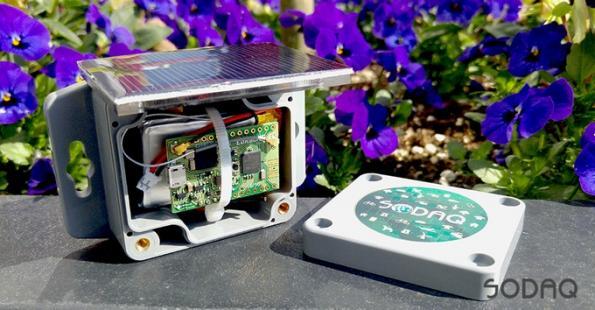 Multi-sensor IoT board hosts u-blox' GPS/GNSS positioning