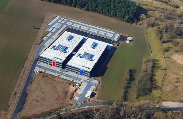 European 'Gigafactory' opens