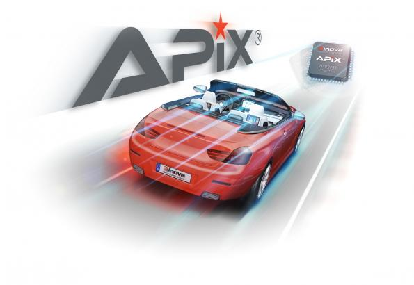 Inova claims landmark of 50million units of Apix automotive transceivers