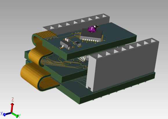 Mentor extends rigid-flex & high-speed PCB design in Xpedition