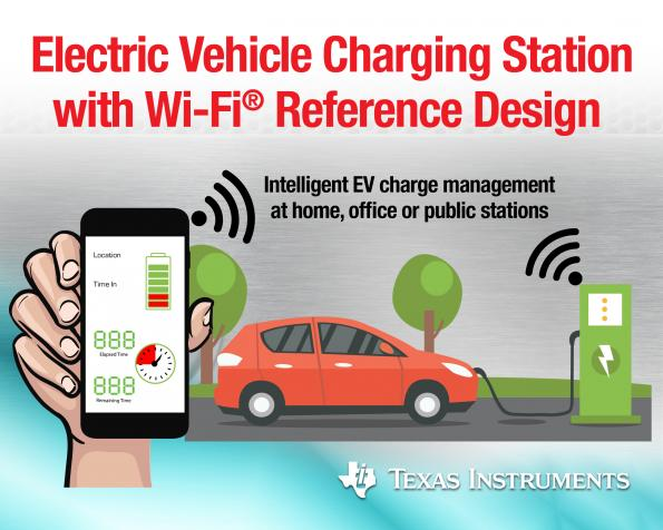 Wi-Fi capability extends EV charging stations