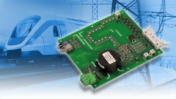 IGBT gate-drive modules for 4 5 kV applications