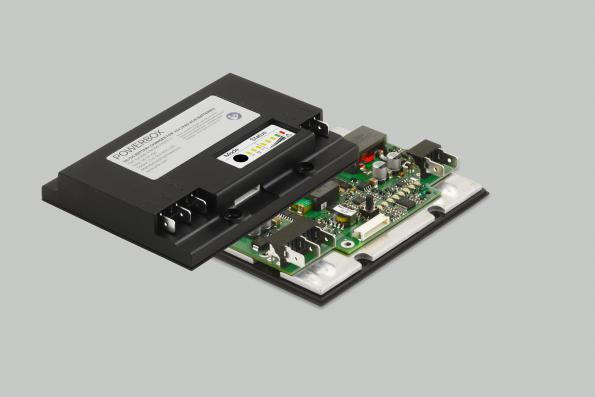 Intelligent battery charger for automotive and industrial