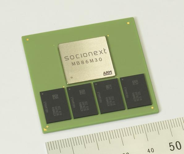 Socionext ICs support high-resolution video designs