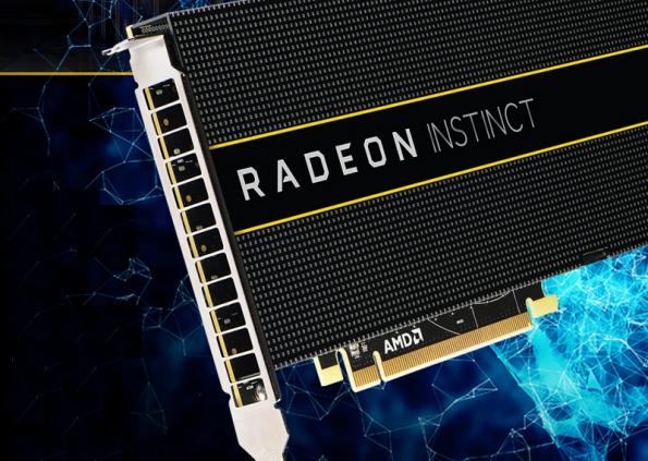 Machine intelligence/learning with GPU computing, from AMD