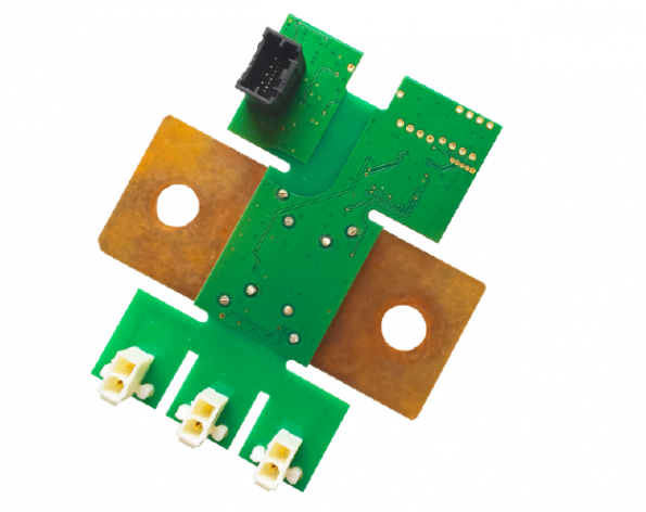 Current and voltage monitoring module for EVs and energy storage