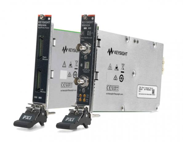 1 GHz oscilloscopes, and ARBs, in PXIe format