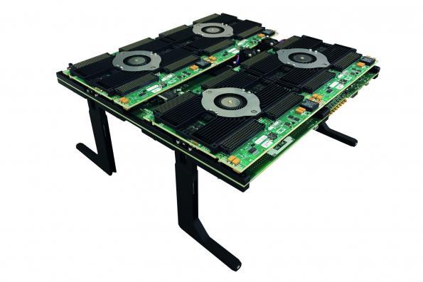 Multi FPGA prototyping platform is Intel Stratix 10-based