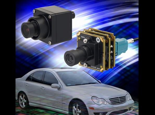 Modular automotive imaging dev kit operates out-of-the-box