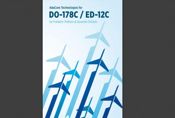 DO-178C/ED-12C Guidance from AdaCore, as handbook download