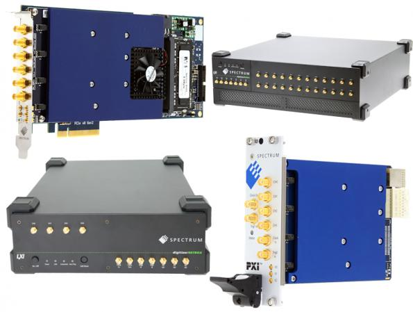 High-sensitivity digitisers capture detail of ±40 mV signals