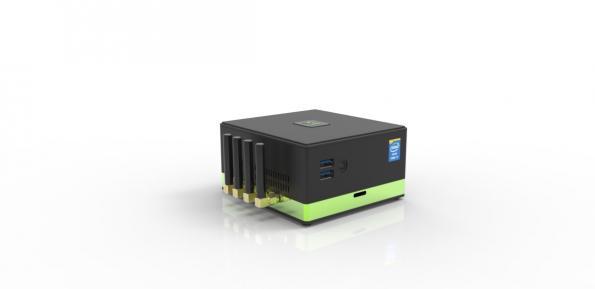 SDR chipmaker steps up to small-cell basestation market, via