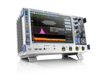 Oscilloscopes with integrated generator for debug and automated compliance