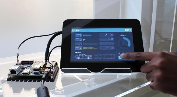 """Instant displays"" - designer kits speed UI design, with QT graphics"