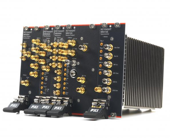 Scalable PXI microwave signal generator ranges to 44 GHz