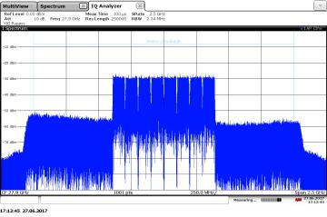 2GHz spectrum analyzer targets wideband applications