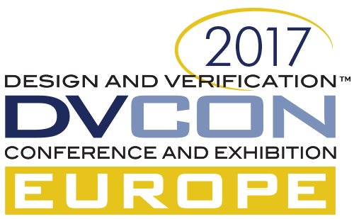 Verification update at DVCon Europe 2017: opens in 2weeks' time