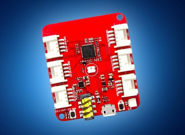 Development board ideal for GPS-tracking apps