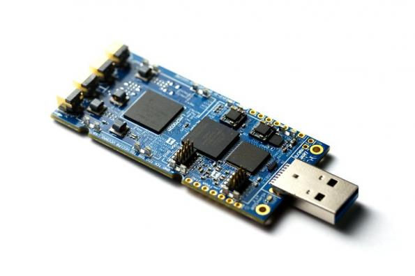 Entry-level software-defined-radio card, €115
