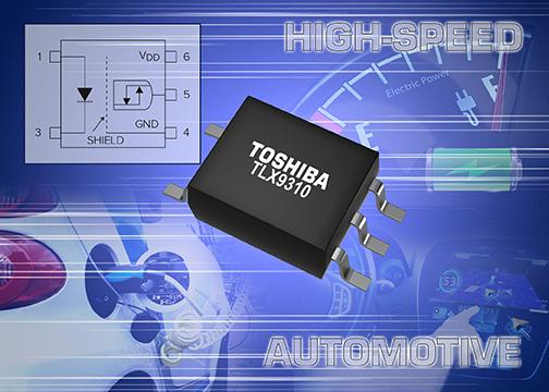 Low power optocouplers target automotive battery systems