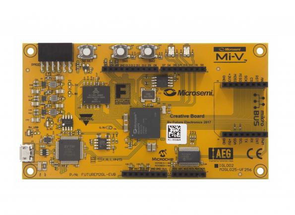 RISC-V-on-FPGA at centre of Microsemi's Mi-V system: aims to accelerate adoption