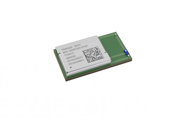 Dual-band Wi-Fi + Bluetooth radio module: throughput & low power