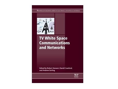 """Newly published; """"TV White Space Communications and Networks"""""""
