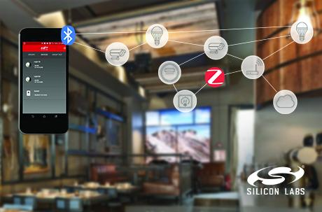 Single-chip radio software bridges Bluetooth and Zigbee