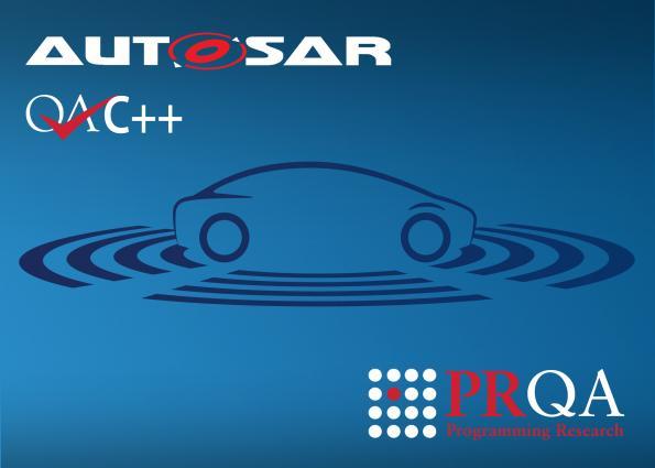 Code analyser embodies AUTOSAR C++14 Coding Guidelines