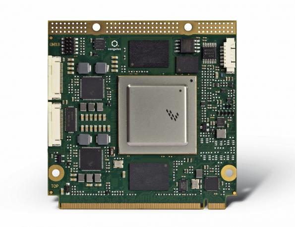 Compute modules embed NXP i.MX8 64-bit processors