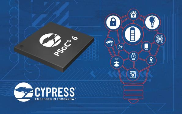 Cypress/Arrow board to speed connected-product development