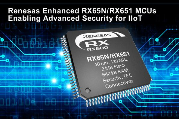 Renesas/Segger pairing provides licence-free GUI development option