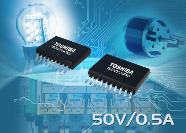 Transistor arrays cut losses, at up to 50V/500 mA