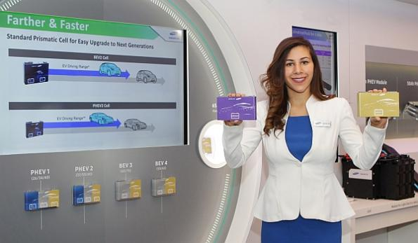 Samsung SDI intros next-gen fast-charge batteries for EVs | eeNews