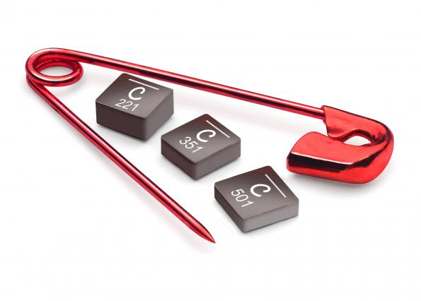 4x4mm power inductors take up to 28 5A