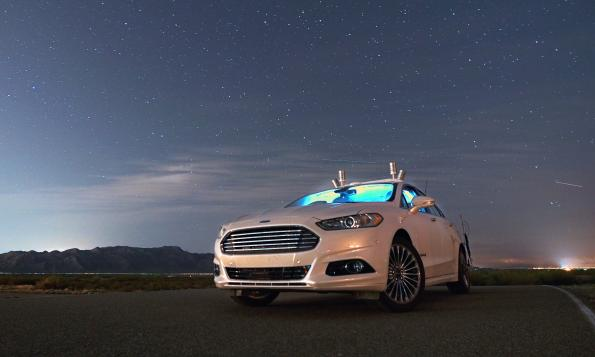 Autonomous cars can see in the dark