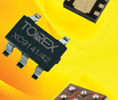 0.8A step-up DC/DC converters in a 1.28x1.08x0.4mm WLP