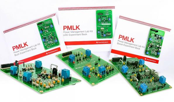 Power Management Lab Kit From Ti Offers Hands On Power