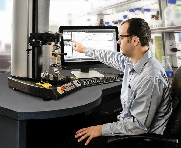 Software solutions for composite testing