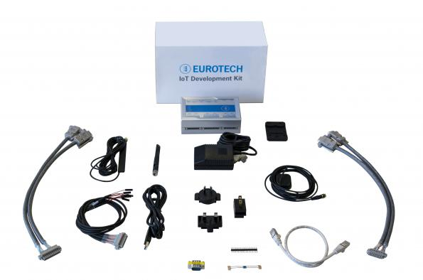 IoT kit connects industrial and lightly rugged applications to the cloud