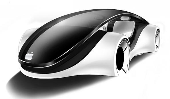 Apple tips hand on autonomous car ambitions