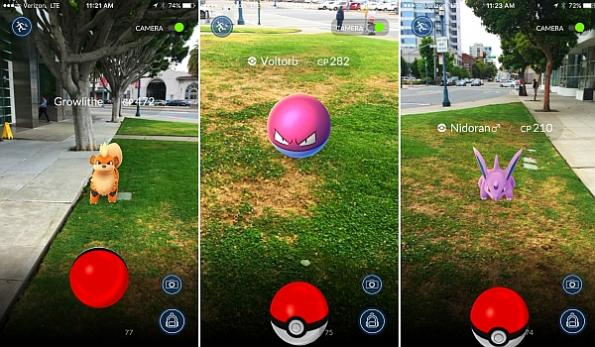 Bosch: Pokémon Go, MEMS illustrate 'new exciting reality'