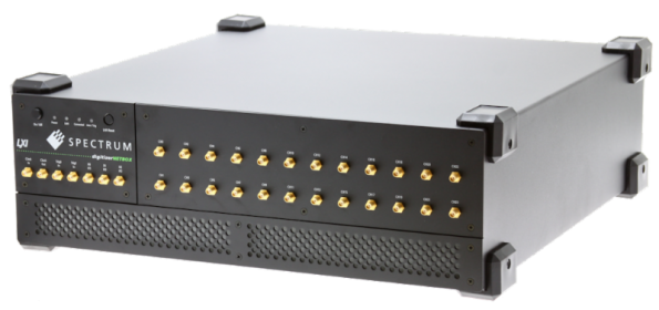 14- and 16-bit LXI-based digitizers: up to 24 channels