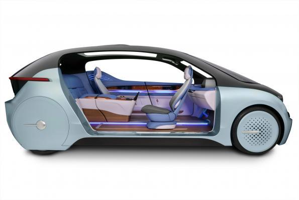 Conformable plastic LCDs enter concept cars