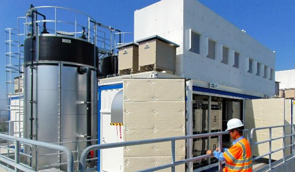 California utility trials grid-scale redox flow batteries