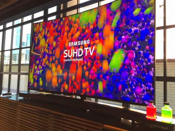 Self-emitting quantum dot TVs will take another few years, says TrendForce