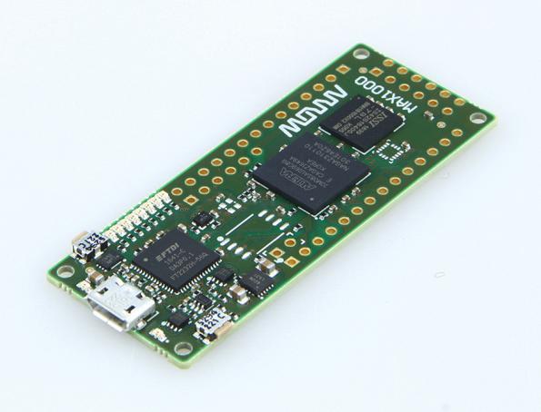 Arrow Electronics launches MAX1000 FPGA IoT maker board